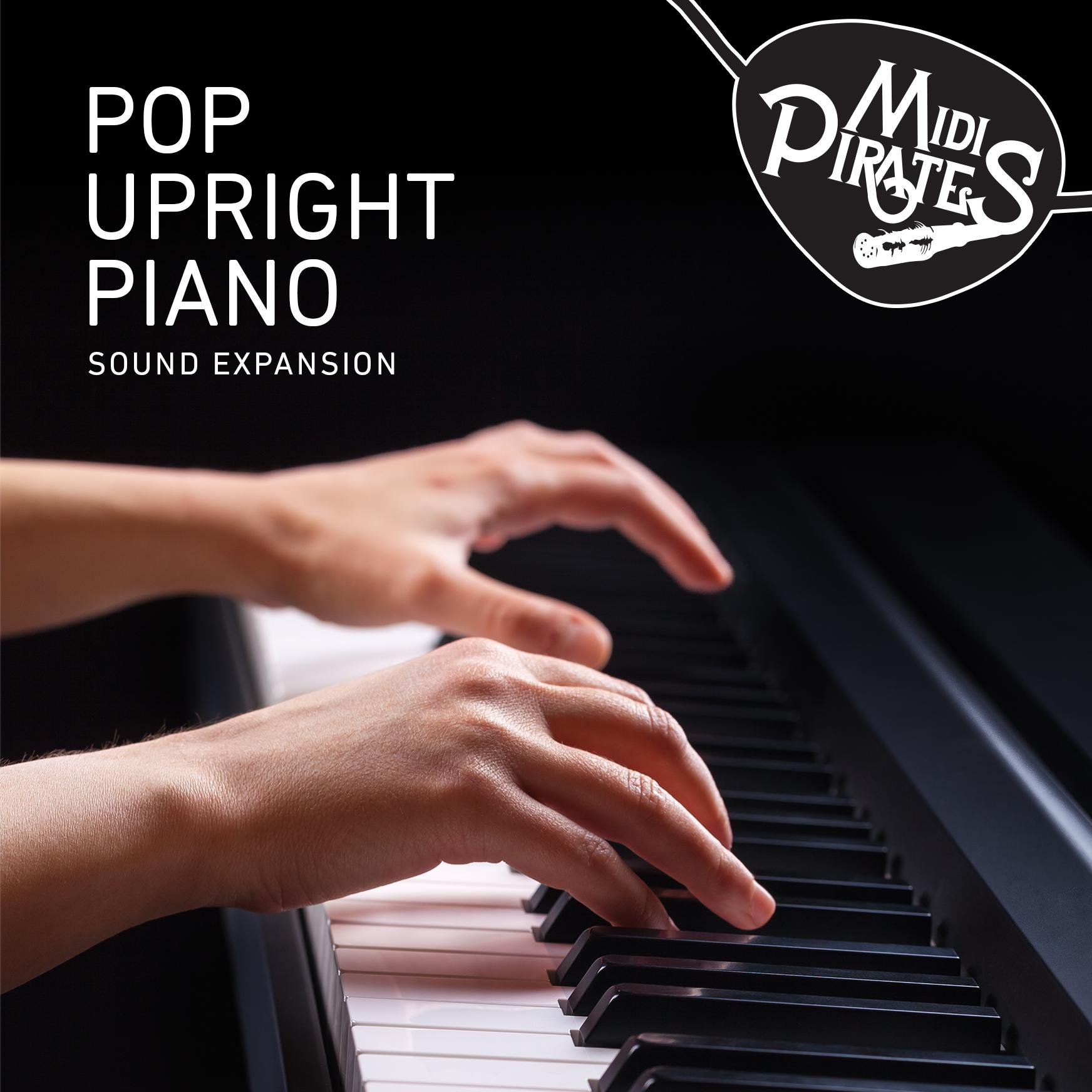 Pop Upright Piano - YAMAHA MONTAGE
