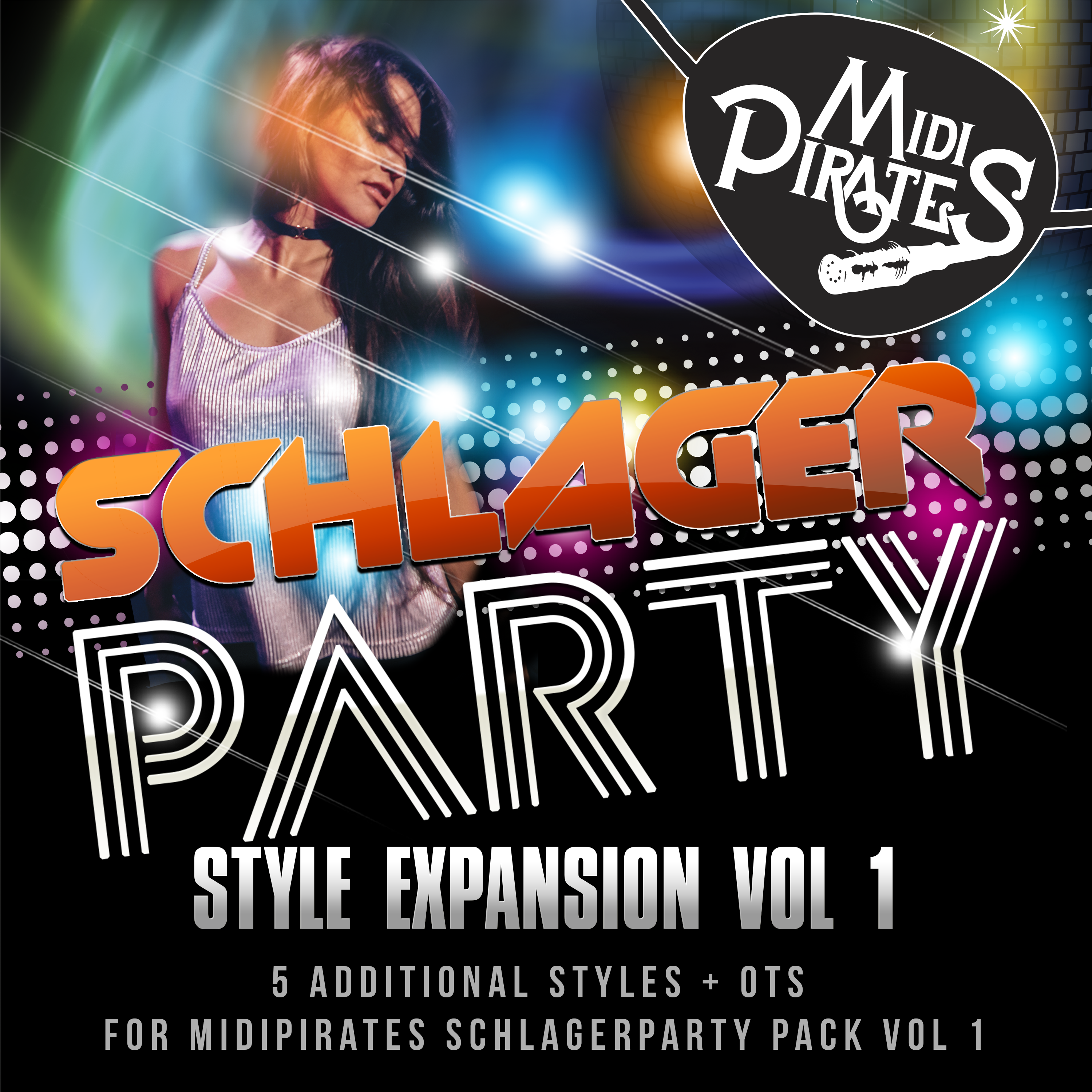 Schlager Party Style Expansion Tyros 5